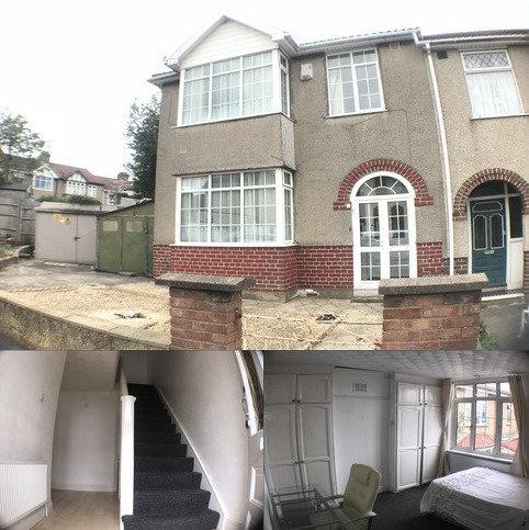 4 bedroom house share to rent - KIRTLINGTON ROAD, STAPLETON , BRISTOL BS5