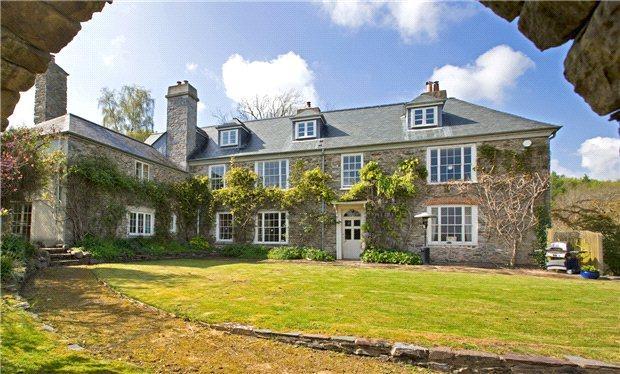 6 Bedrooms Detached House for sale in Colston Road, Buckfastleigh, Devon