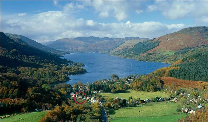 Plot Commercial for sale in St Fillans, Perthshire