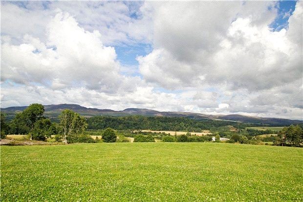Plot Commercial for sale in Crieff, Perthshire