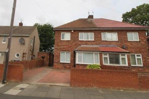 2 bedroom semi-detached house to rent - Weardale Avenue, Blyth