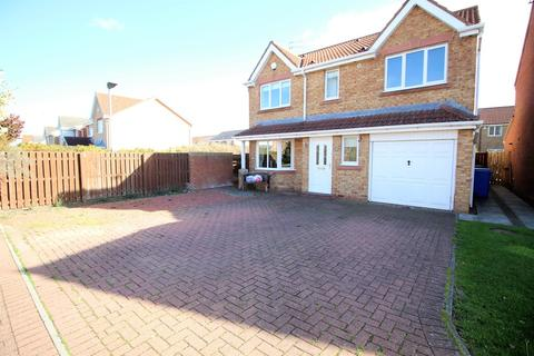4 bedroom detached house to rent - Dewberry Close, Blyth