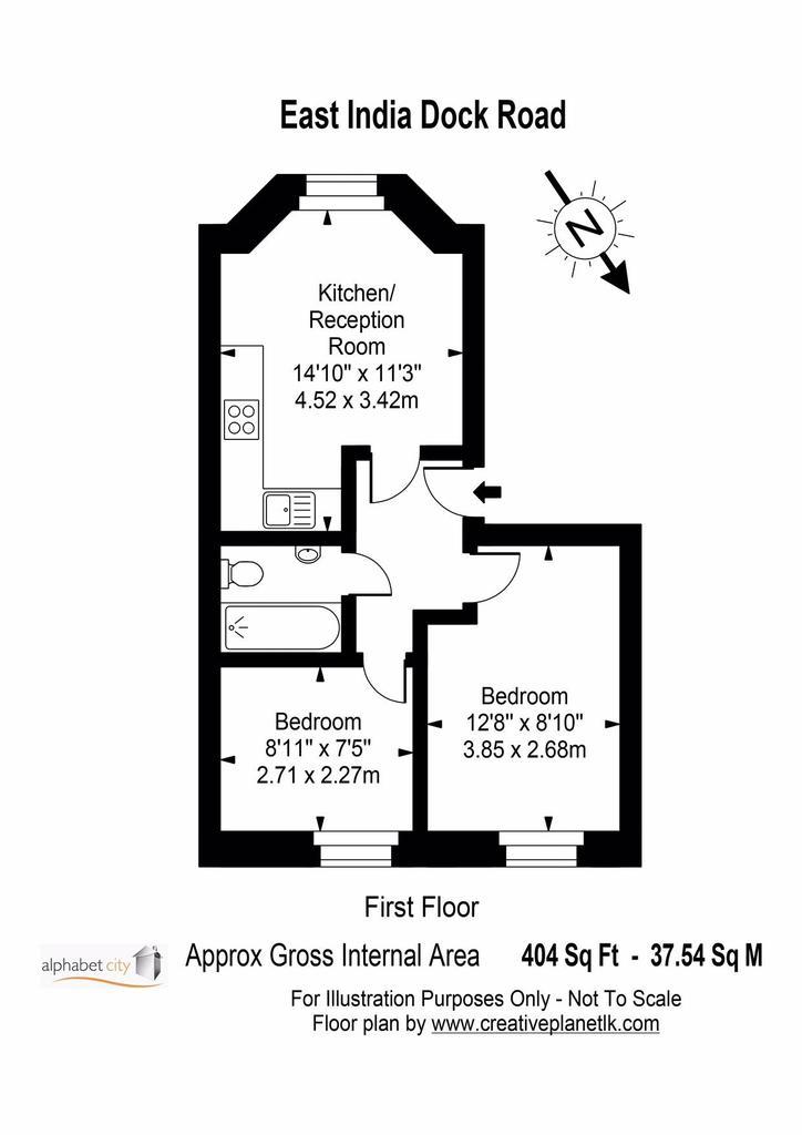 Floorplan: Floor Plan   East
