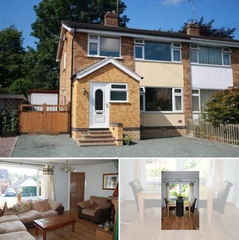 3 bedroom semi-detached house to rent - Holyoake Drive, Heather, LE67 2QD