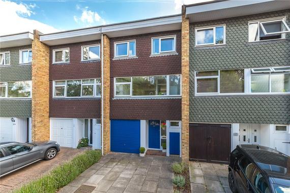 Haddon Court Milton Road Harpenden Hertfordshire 4 Bed Terraced House 625 000