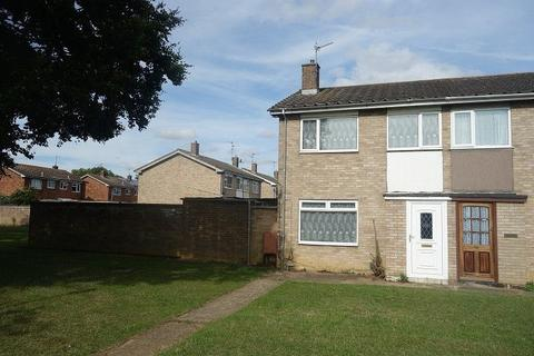 2 bedroom semi-detached house to rent - Bradden Street, Peterborough, Cambridgeshire. PE3 7JR