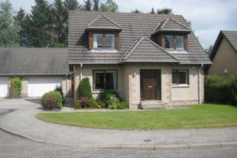 4 bedroom detached house to rent - Whiterashes, Kingswells,