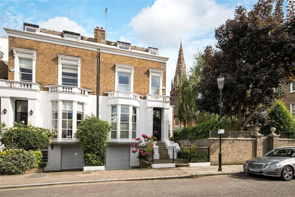 6 Bedrooms House for sale in Elm Park Road, Chelsea, London