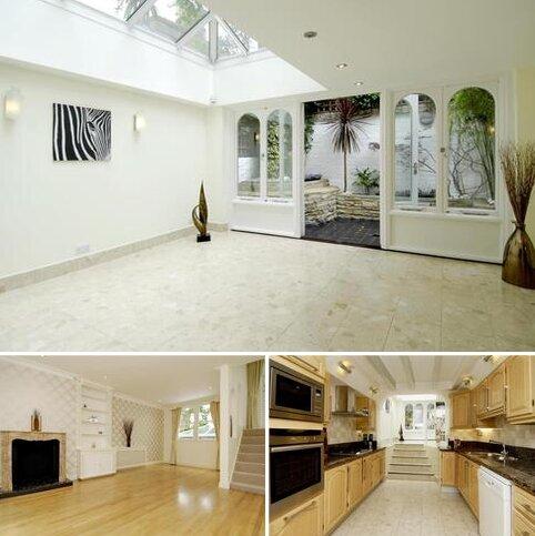 4 bedroom terraced house to rent - Peel Street,  Kensington,  W8