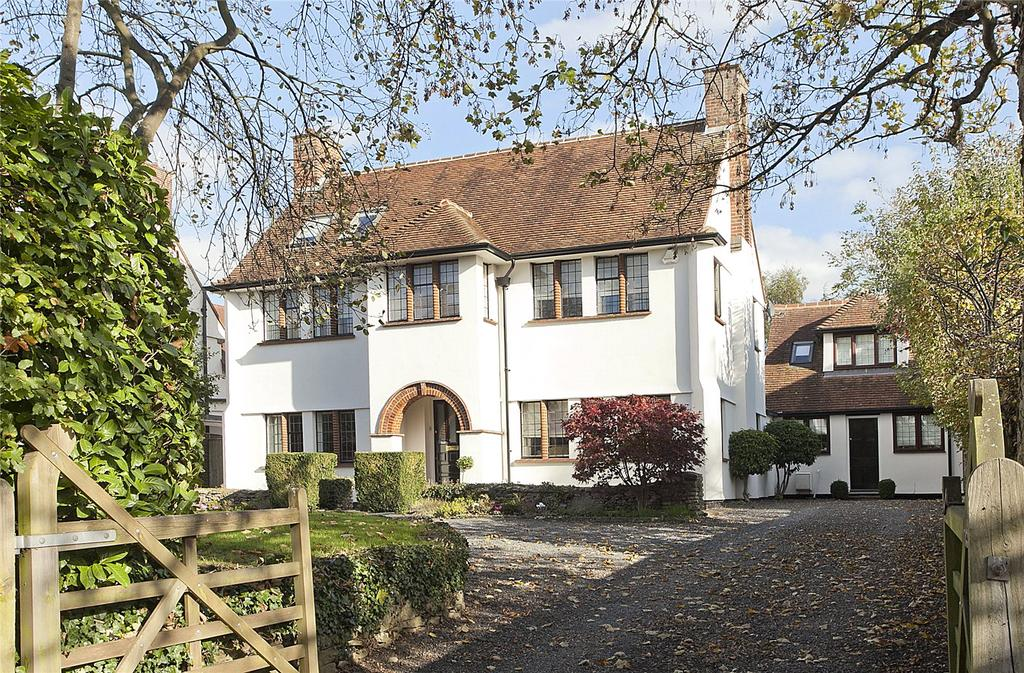 6 Bedrooms Detached House for sale in Woodstock Road, Oxford, Oxfordshire