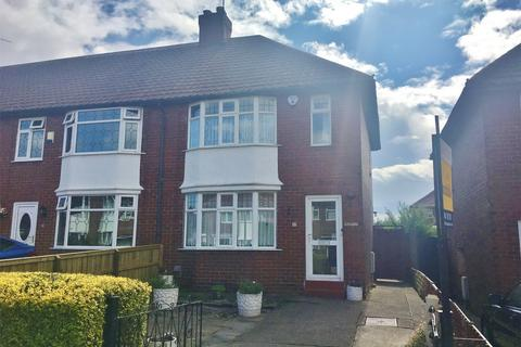 3 bedroom end of terrace house for sale - Shirley Avenue, York