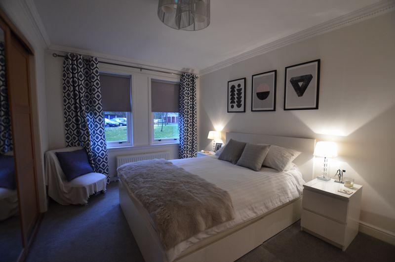 Master Bedroom with wardrobe