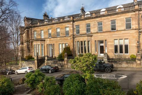 3 bedroom ground floor flat for sale - 14 Cleveden Crescent, Kelvinside, G12 0PD