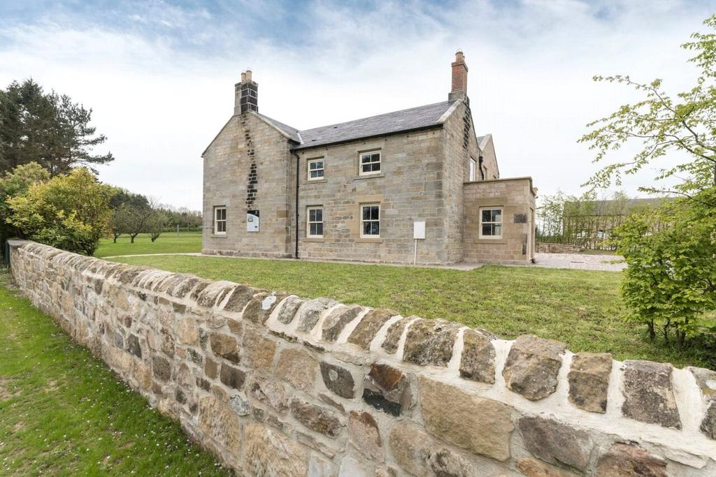 5 Bedrooms Detached House for sale in Highmoor Farm, Longhorsley, Morpeth, Northumberland