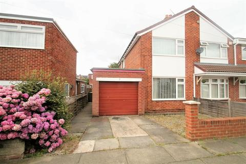 2 bedroom semi-detached house for sale - Mark Avenue, Crooksbarn