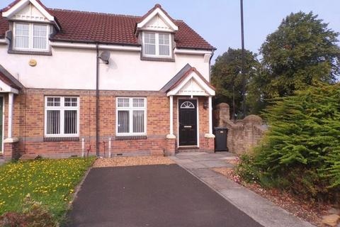 2 bedroom semi-detached house to rent - Church View, Wallsend - Two Bed Semi-Detached House.