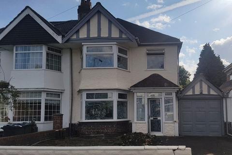 3 bedroom semi-detached house to rent - Warwick Road, Birmingham