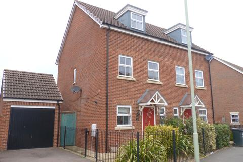 3 bedroom semi-detached house to rent - Brize Avenue, Kingsway