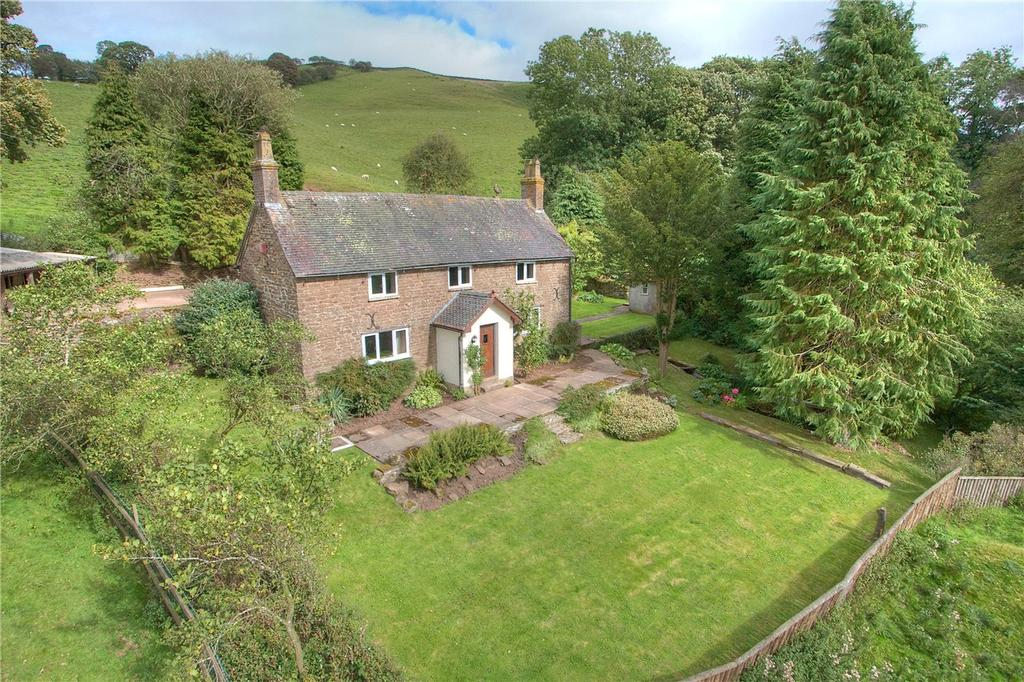 3 Bedrooms Detached House for sale in Stoke St. Milborough, Ludlow, Shropshire