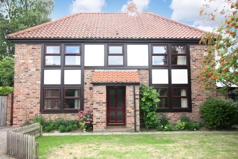 4 bedroom detached house for sale - 3 Manor Court Upper Poppleton York YO26 6QP