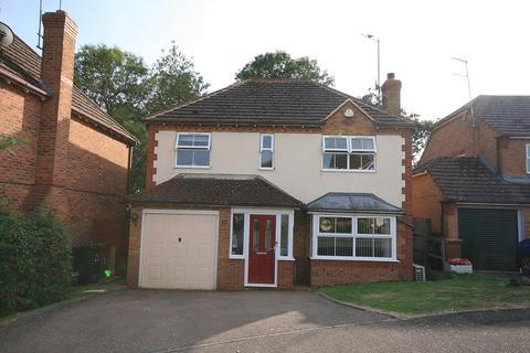 4 bedroom detached house for sale - Wickery Dene, Wootton, Northampton, NN4