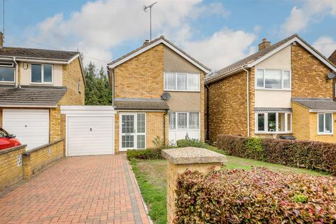 3 bedroom detached house for sale - Grafton Way, Northampton