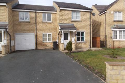 4 bedroom house to rent - 4 PINTAIL AVENUE, CLAYTON HEIGHTS,BRADFORD,BD6 3XX