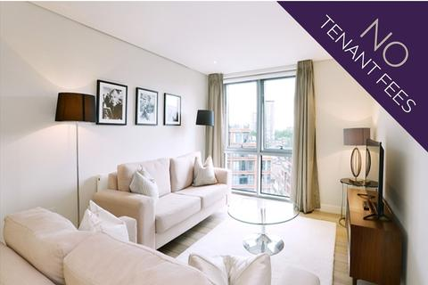 3 bedroom apartment to rent - Merchant Square East, London W2