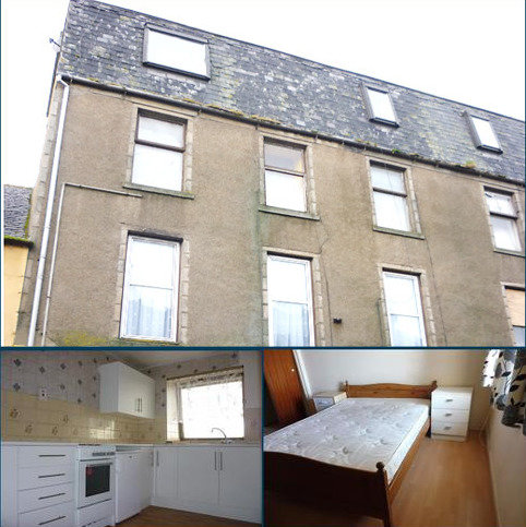 1 bedroom flat for sale - Cross Street, Fraserburgh, AB43