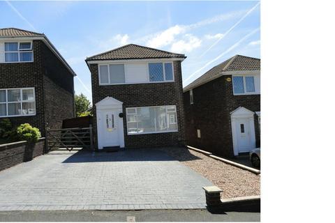 3 bedroom detached house to rent - Meadow Park, Kirkheaton, Huddersfield, West Yorkshire, HD5