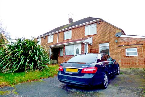3 bedroom semi-detached house to rent - Hall Road, Bournemouth