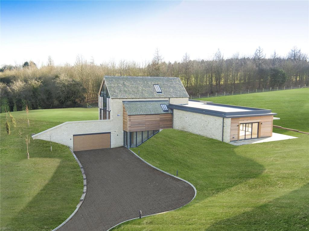 5 Bedrooms Detached House for sale in The Links, Cheltenham Road, Baunton, Cirencester