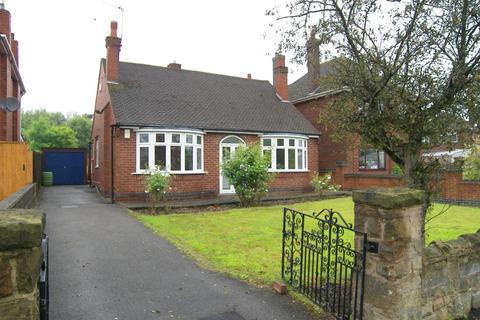 2 bedroom detached bungalow to rent - Hickton Road, Swanwick