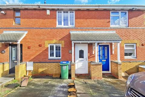 2 bedroom terraced house for sale - ST HELENS AVENUE, TIPTON, WEST MIDLANDS, DY4 7LR