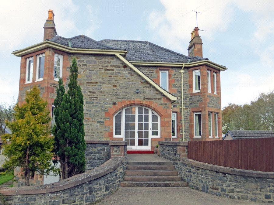 4 Bedrooms Detached House for sale in Ferry Road, Dingwall, Ross-Shire