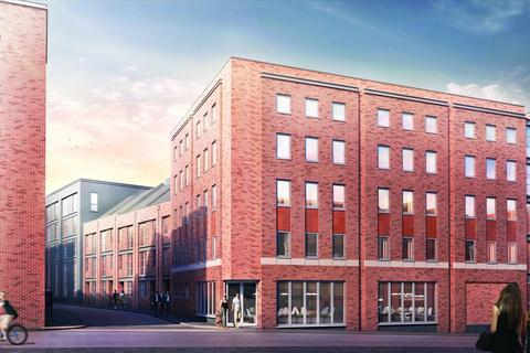 1 bedroom block of apartments for sale - Carver House, Carver Street, Jewellery Quarter, B1