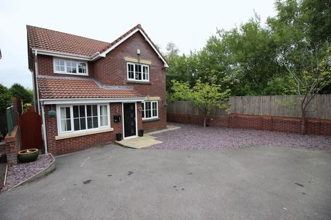 4 bedroom detached house for sale - Sapphire Drive, Milton, Stoke-on-Trent, ST6
