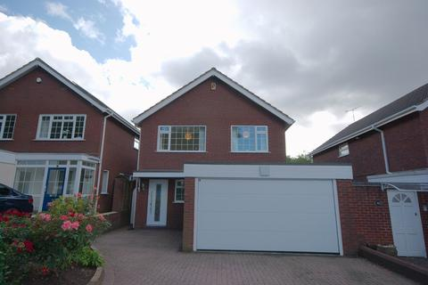 4 bedroom detached house for sale - Rockingham Gardens, Sutton Coldfield, B74