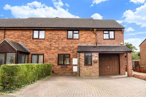 3 bedroom end of terrace house for sale - Lodge Close, Old Marston