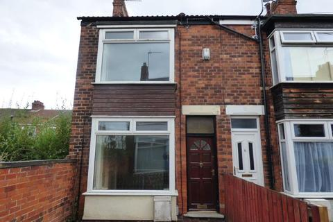 2 bedroom end of terrace house for sale - Perth Street West, Hull