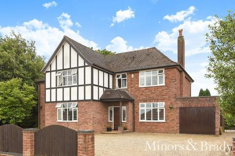 5 bedroom detached house for sale - St. Williams Way, Norwich