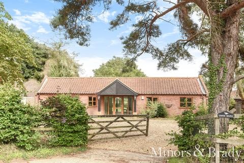 4 bedroom barn conversion for sale - Smee Lane, Great Plumstead