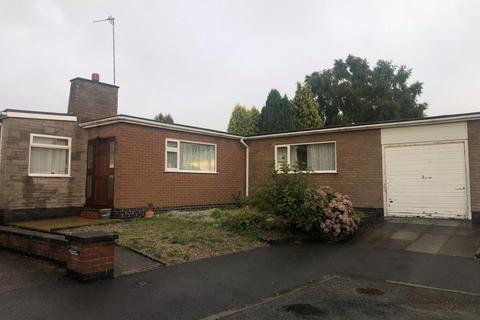 3 bedroom bungalow for sale - Hawthorn Close, Kirby Muxloe, Leicester, LE9 2HT