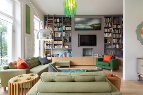 2 bedroom apartment for sale - Colville Terrace, Notting Hill, Kensington & Chelsea, W11