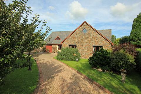 5 bedroom property with land for sale - Penboyr, Felindre, Llandysul, Carmarthenshire