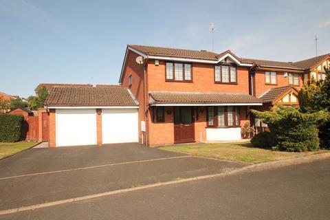 4 bedroom detached house to rent - Oriel Close, Dudley