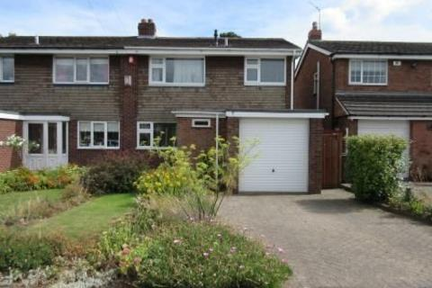 3 bedroom semi-detached house for sale - Hornbrook Grove, Solihull