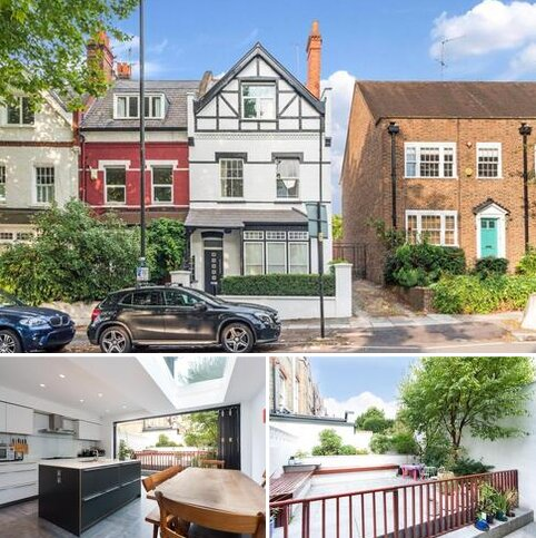 4 bedroom end of terrace house for sale - North Hill, Highgate, London, N6