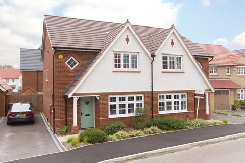 3 bedroom semi-detached house to rent - St Edmunds Way, Hauxton, Cambridge