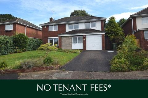 4 bedroom detached house to rent - Pennsylvania, Exeter